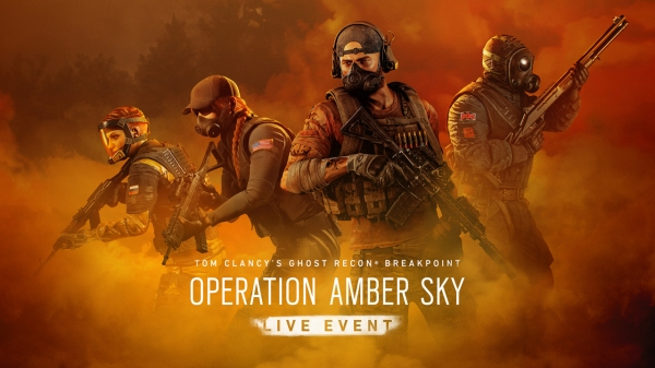 Ghost Recon: Breakpoint - Operation Amber Sky