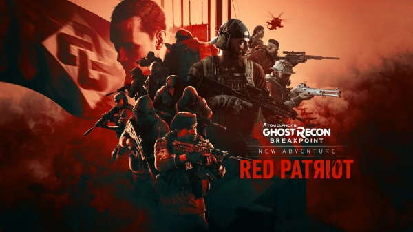 Ghost Recon: Breakpoint - Red Patriot