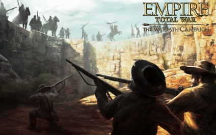 Total War: Empire - The Warpath