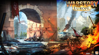 Warstory: Europe in Flames